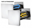 Attenzione agli impianti VMC puntuali a flusso alternato! - Umidità Muri - Termografia Treviso